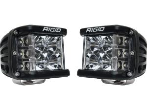 Rigid Industries D-SS Black Finish Single LED Light (26211)