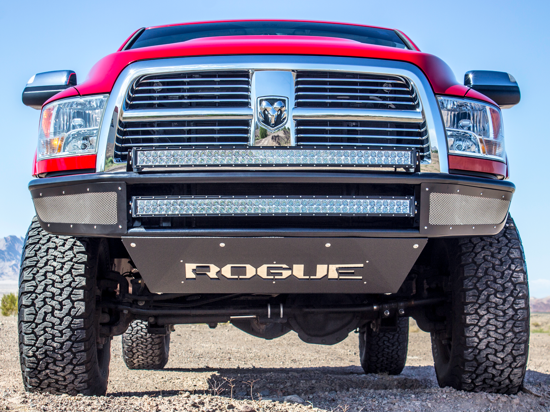 2017 Dodge Ram 2500 >> Rogue Racing 10-16 Ram 2500/3500 Rebel Front Bumper