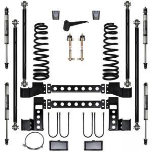 Pure Performance 03-13 Ram HD 4.5 X-Factor Long Arm Stage 1 (R2LA4503-S1)