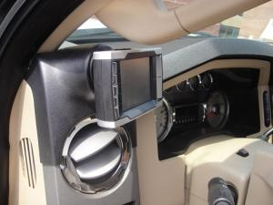 H&S 2008-2010 6.4 Powerstroke Custom Dash Mount