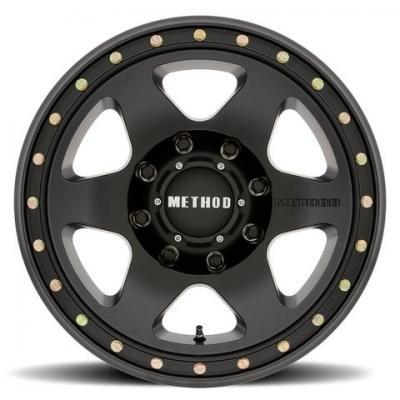 Method Con 6 Matte Black (MR310)