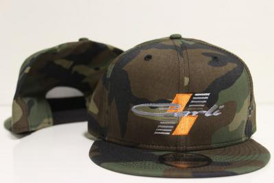 Carli New Era 9FIFTY Flat Bill Snapback Camo Hat (CS-HAT-CAMO-SNAP)