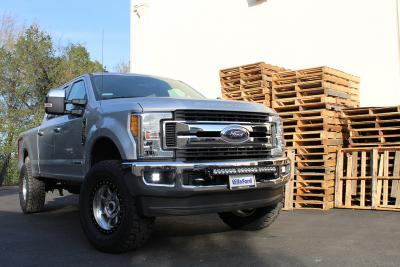 Baja Designs 2017 Ford Super Duty 30/40 Arc Bar Mount Kit (630813)