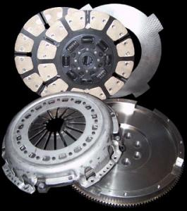South Bend Clutch 2005.5-2009 Street Dual Disc 3600