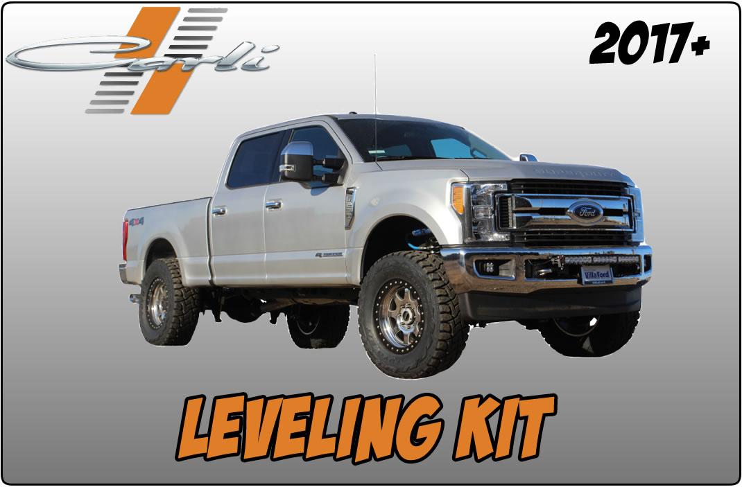 2017 F250 Leveling Kit >> Carli 2017 Ford Superduty Leveling System