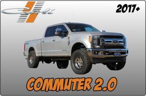 Carli 2017+ Ford SuperDuty Commuter System (CS-FLVL-C20-17)