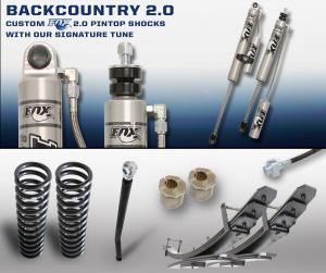 Carli Super Duty Backcountry 2.0 Leveling System (CS-FLVL-BC20)