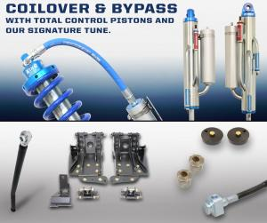 Carli Ford Coilover Bypass 2.5 Leveling System (CS-FLVL-CO25-BYP)