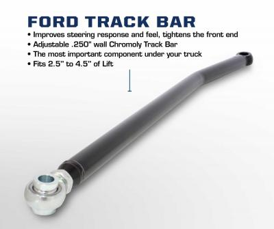 Carli Ford 4.5 Dominator 3.0 System (CS-F45-D30-11)