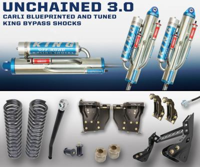 Carli Ford 4.5 Unchained 3.0 System (CS-F45-UC30-08)