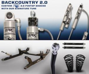 Carli 6'' Dodge Backcountry 2.0 System (CS-DBC-6-03)