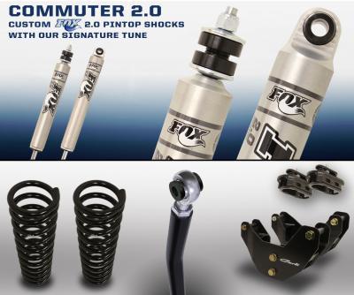 Carli 2013+ Ram 3500 Commuter System (CS-DC20-13-D)