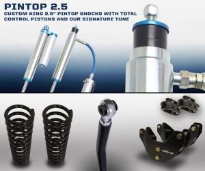 Carli 2013+ Ram 3500 Pintop 2.5 System (CS-DPT25-13-D)