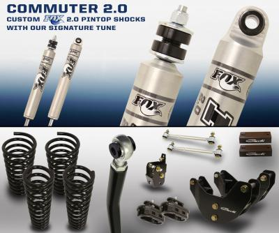 Carli Dodge Commuter System 2014+ Diesel (CS-DC20-14-D)