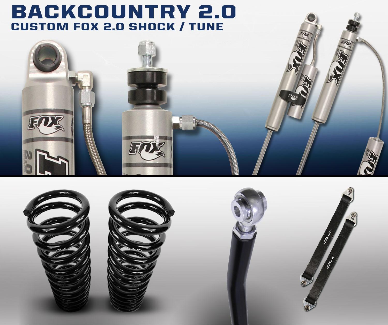 Carli Dominator 3 0 Lift Kit For 03 09 Dodge Ram 2500 3500: Carli Ram Backcountry 2.0 System