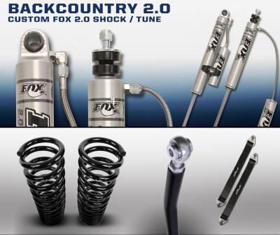 Carli Ram Backcountry 2.0 System (CS-DBC20-03-D)