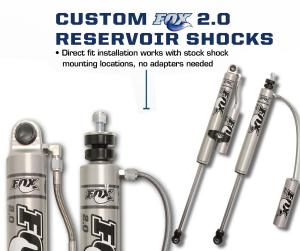 Carli 2013+ Ram 3500 Backcountry Shock Package (CS-DBC20SPKG-13-D)