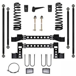 Pure Performance 6.0 X Factor Long Arm System (R2XF6003)