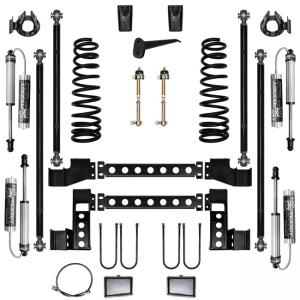 Pure Performance 6.0'' X Factor Long Arm System STG 3 (R2XF6003-S3)