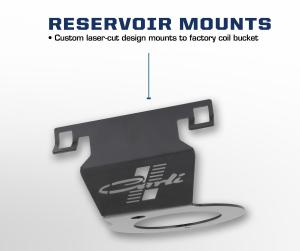 Carli Dodge 2014+ Shock Reservoir Mount (CS-DRM-14)
