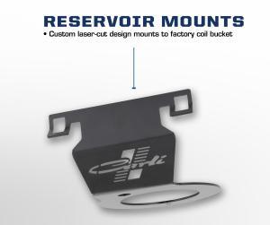 Carli Dodge 2014+ Shock Reservoir Mount (CS-DRM-14)