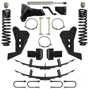 Pure Performance Ford 5.5 Inch Triple Threat System (F2TT5503)