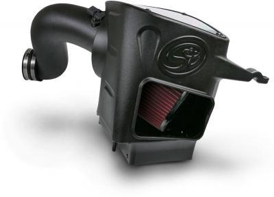 S&B 03-07 Ram 2500 / 3500 5.9L Cummins Cold Air Intake Kit (Cleanable Cotton Filter) (75-5094)