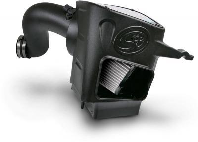S&B 03-07 Ram 2500 / 3500 5.9L Cummins Cold Air Intake Kit (Dry Filter) (75-5094D)