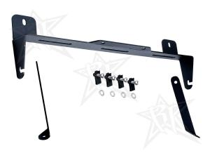 Rigid 2011+ Superduty Lower Grill Brackets (40136)