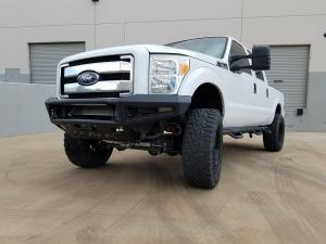 Rogue Racing 10-16 Ford F250/350 Enforcer Front Bumper (442511-91-ENF)