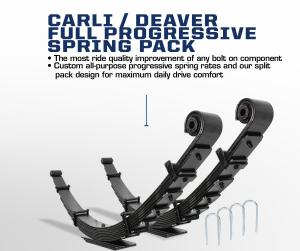 Carli Ford Leveling Spring Pack