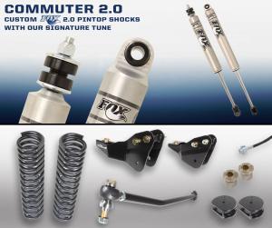 Carli 4.5 2017 Ford SuperDuty Commuter System