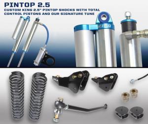 Carli 2017+ Ford SuperDuty Pintop 4.5 System (CS-F45-PT25-17)