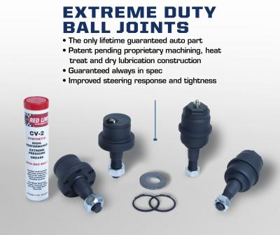 Carli Extreme Duty Ball Joint Package CS-DBJP