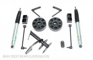 AEV Ram HD 3 DualSport SC Suspension