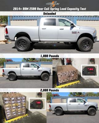 Carli Dodge Pintop System 2014+ Diesel
