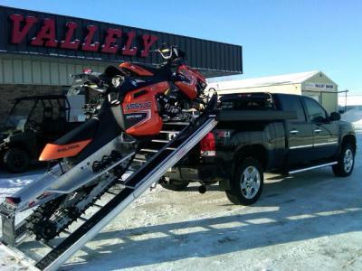 TRUCKBOSS 7 SLED/ATV Deck