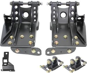 Carli Ford Coil Over Mounts (CS-FCOMKIT)