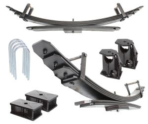 Carli 2017+ Ford 6-Leaf Add-A-Pack 4.5in Lifts (CS-FPAP-45-17)