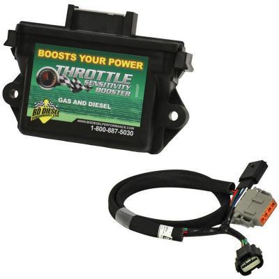 BD Diesel Throttle Sensitivity Booster