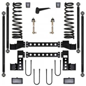 Pure Performance Ram 4.5'' Adventure Series Long Arm Suspension System (R2ASLA4503)