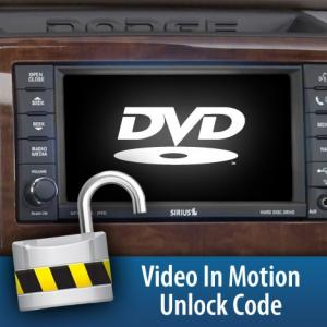 H&S 2010+ Dodge Video in Motion Software