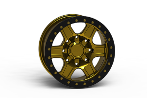 INNOV8 G400 Beadlock Wheel 17x9 (G400BL17)
