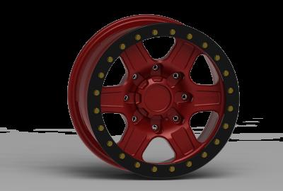 INNOV8 G400 Simulated Beadlock Wheel 17x8.5