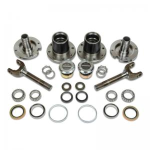 Dynatrac 10-11 Dodge 2500/3500 Free Spin Hub kit with Dynaloc hubs