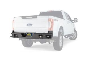 Warn 17 - 18 Ford Super Duty Ascent Rear Bumper (98050)