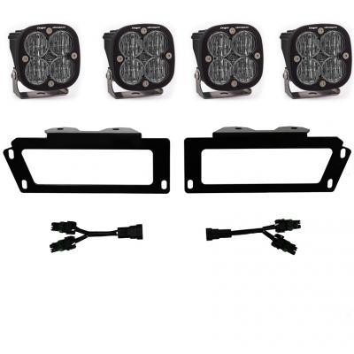 Baja Designs Dodge, Ram 2500/3500 (10-18),1500 (09-12) SAE Fog Pocket Kits 447619