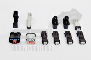 Shibby Engineering Smarty Plug Set (10-12)