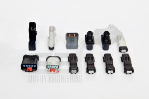 Shibby Engineering XRT/BlackMaxx Plug Set (10-12)