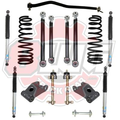 8LUG Truck Gear Starter Kit
